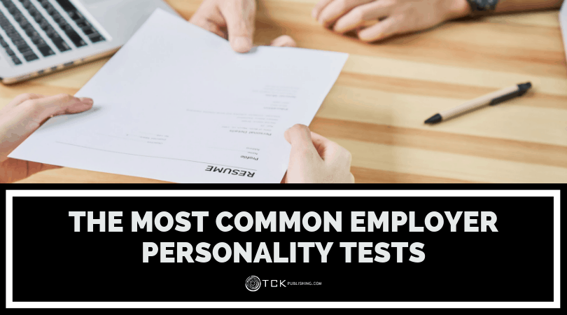 The Most Common Employer Personality Tests: The Big Five