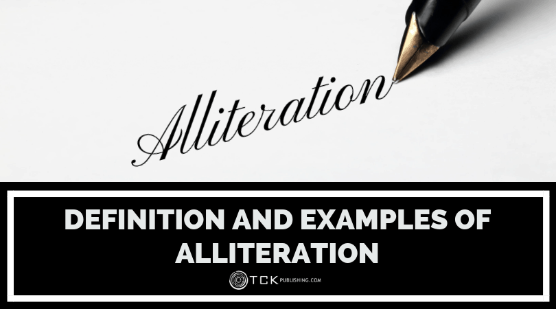 Alliteration: Definition and Examples from Literature Image