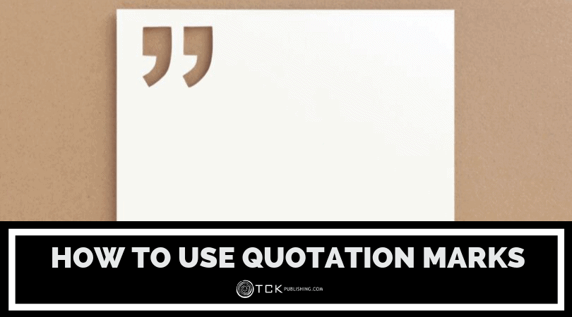 How to Use Quotation Marks Image