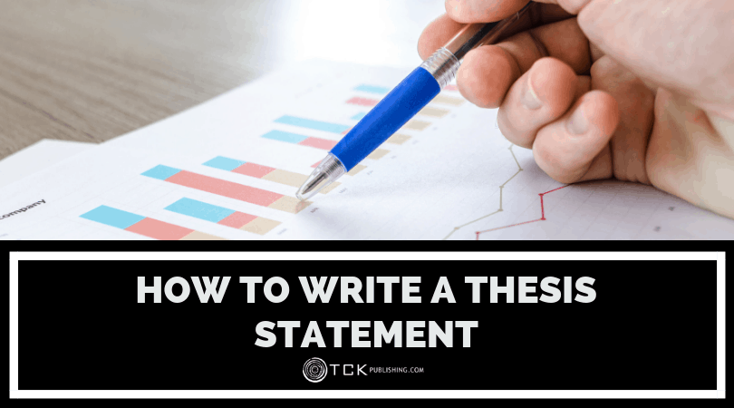 How to Write a Thesis Statement Image
