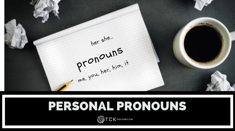 Personal Pronouns: Uses, Charts, and Examples Image