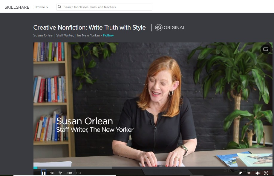 Creative Nonfiction: Write Truth with Style Image