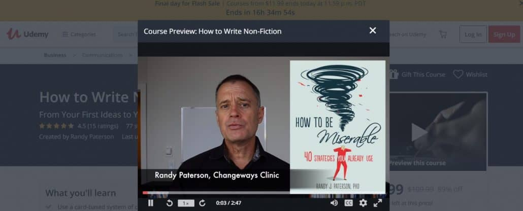 How to Write Non-Fiction Image