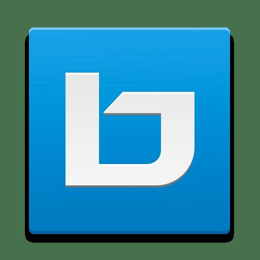 bluefire app logo
