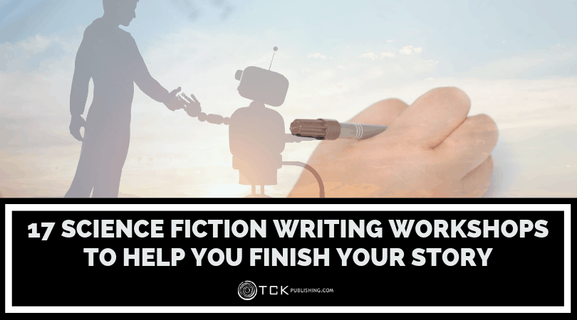 17 Science Fiction Writing Workshops to Help You Finish Your Story Image