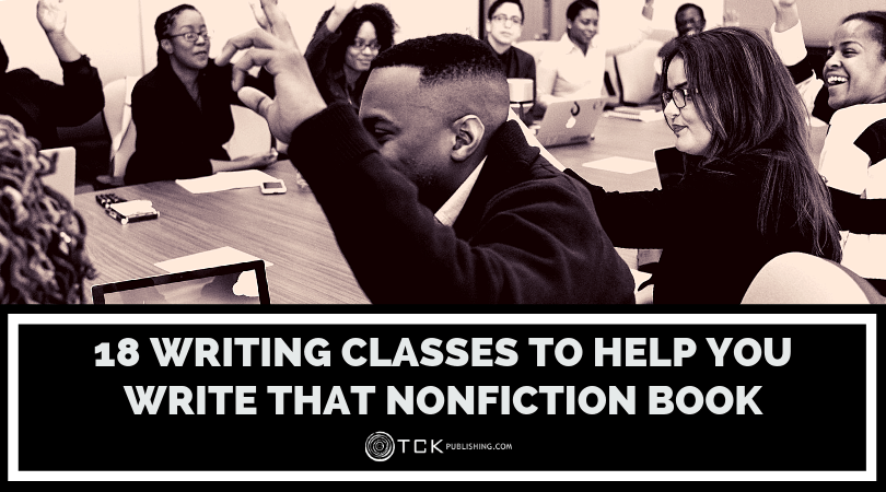 18 Writing Classes to Help you Write that Nonfiction Book Image