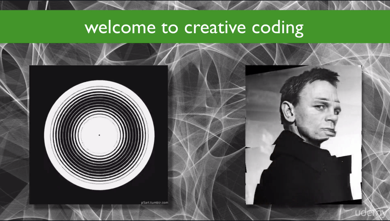 creative coding course image