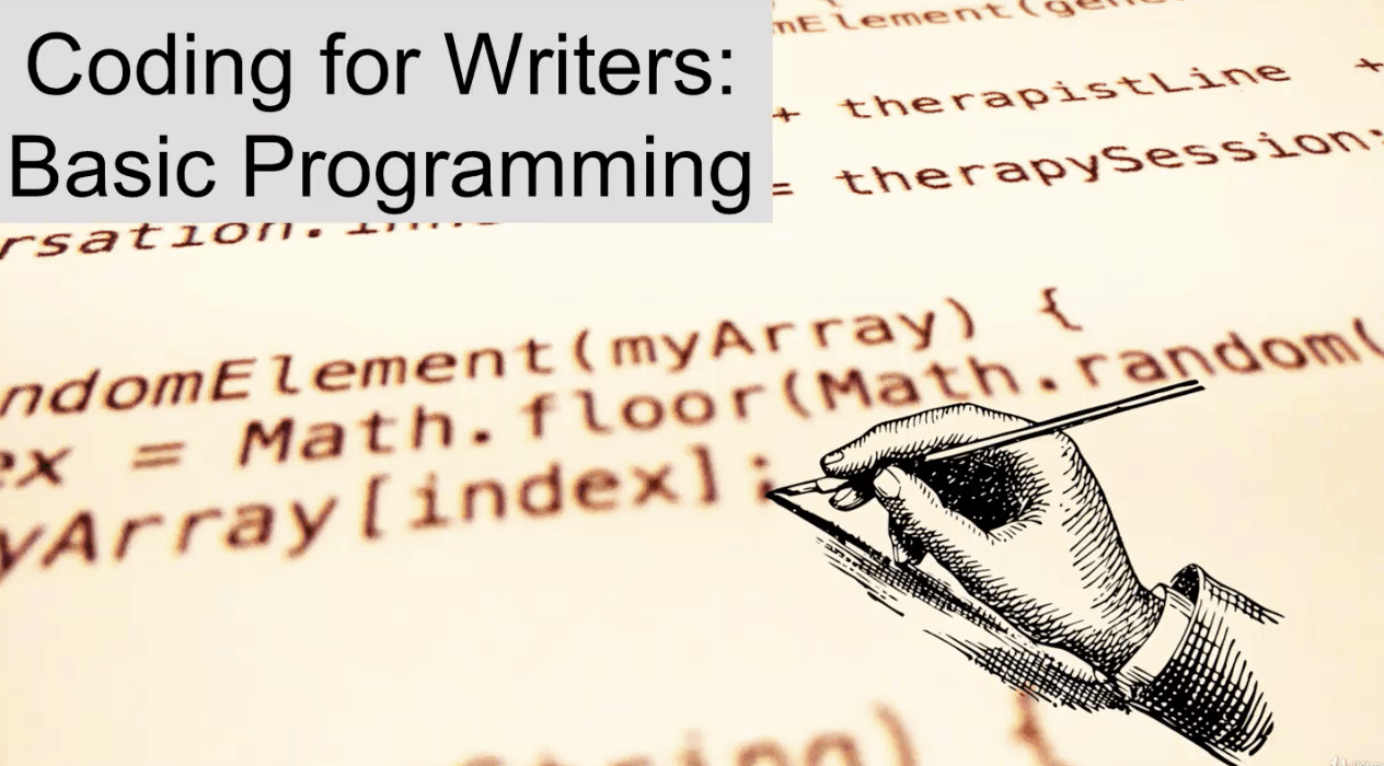 coding for writers image