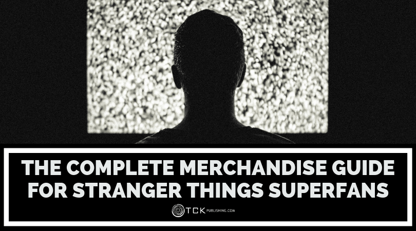Stranger Things Gifts: The Best Merchandise for Superfans