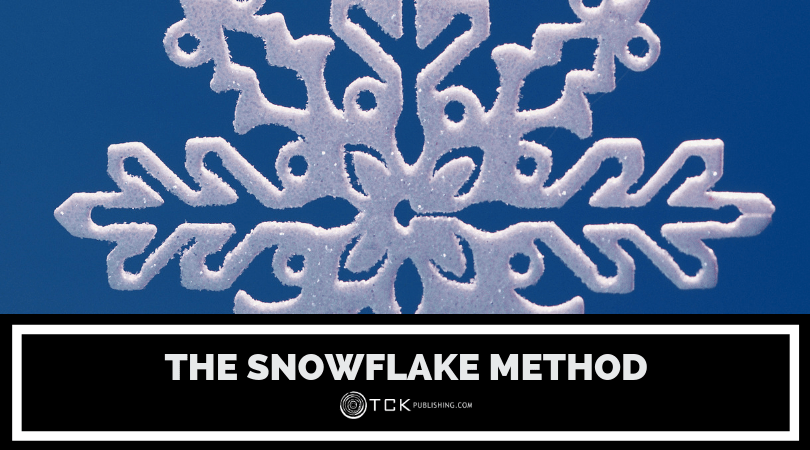 The Snowflake Method: How to Outline Your Next Novel | TCK
