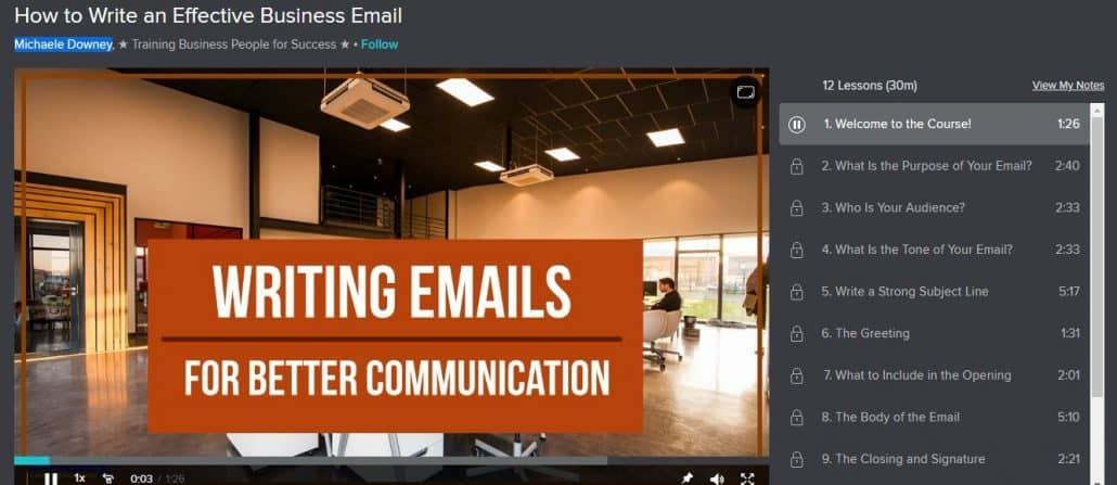 How to Write an Effective Business Email image