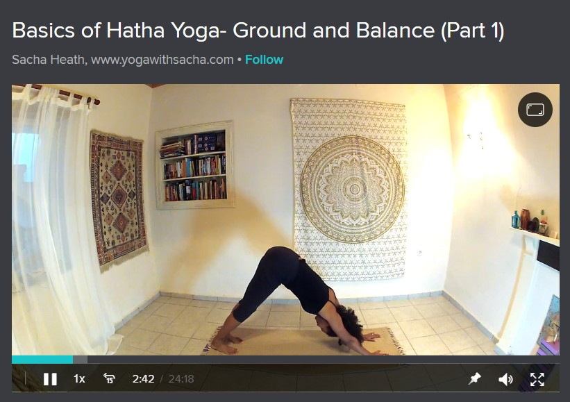 Basics of Hatha Yoga—Ground and Balance (Part 1) Image