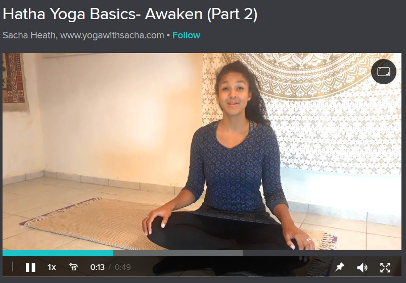 Hatha Yoga Basics—Awaken (Part 2) Image