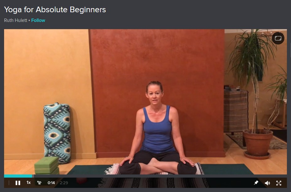 Yoga for Absolute Beginners Image