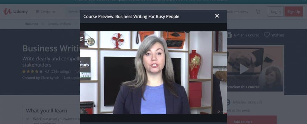 Business Writing For Busy People Image