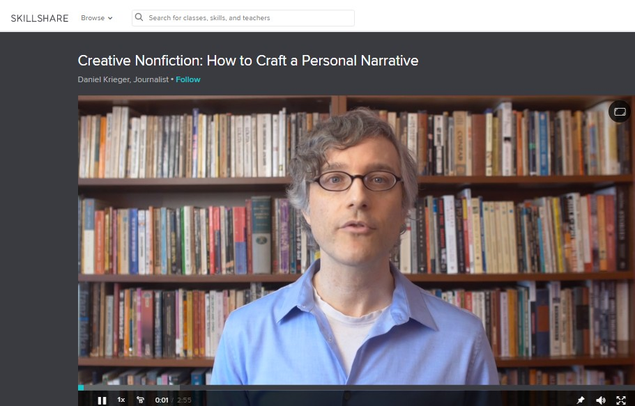 Creative Nonfiction: How to Craft a Personal Narrative Image