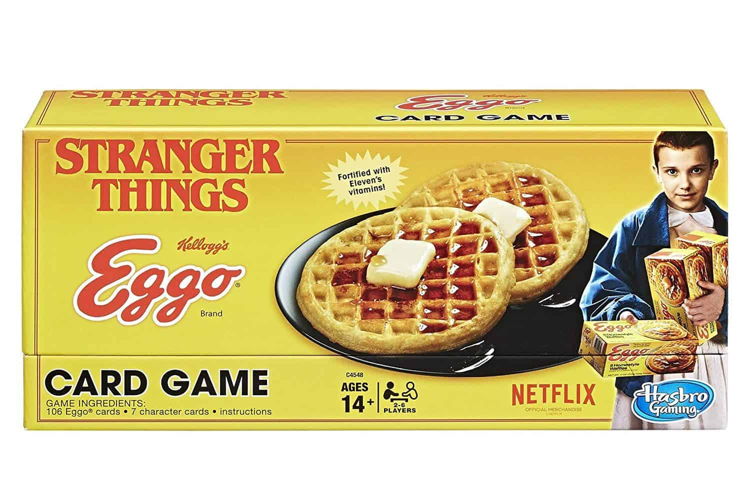 eggo card game image