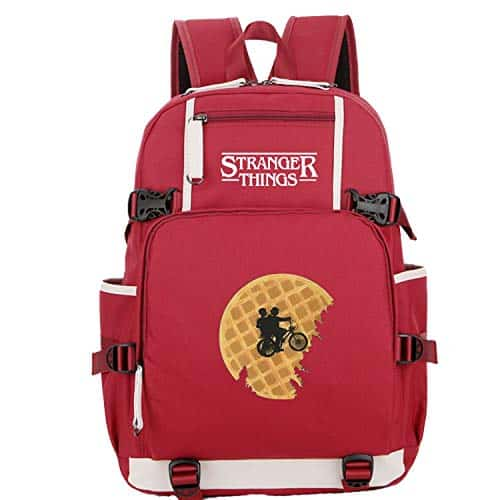 stranger things backpack image