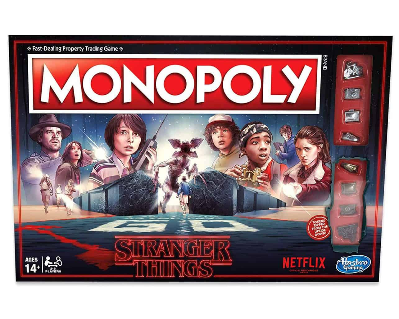 stranger things monopoly image