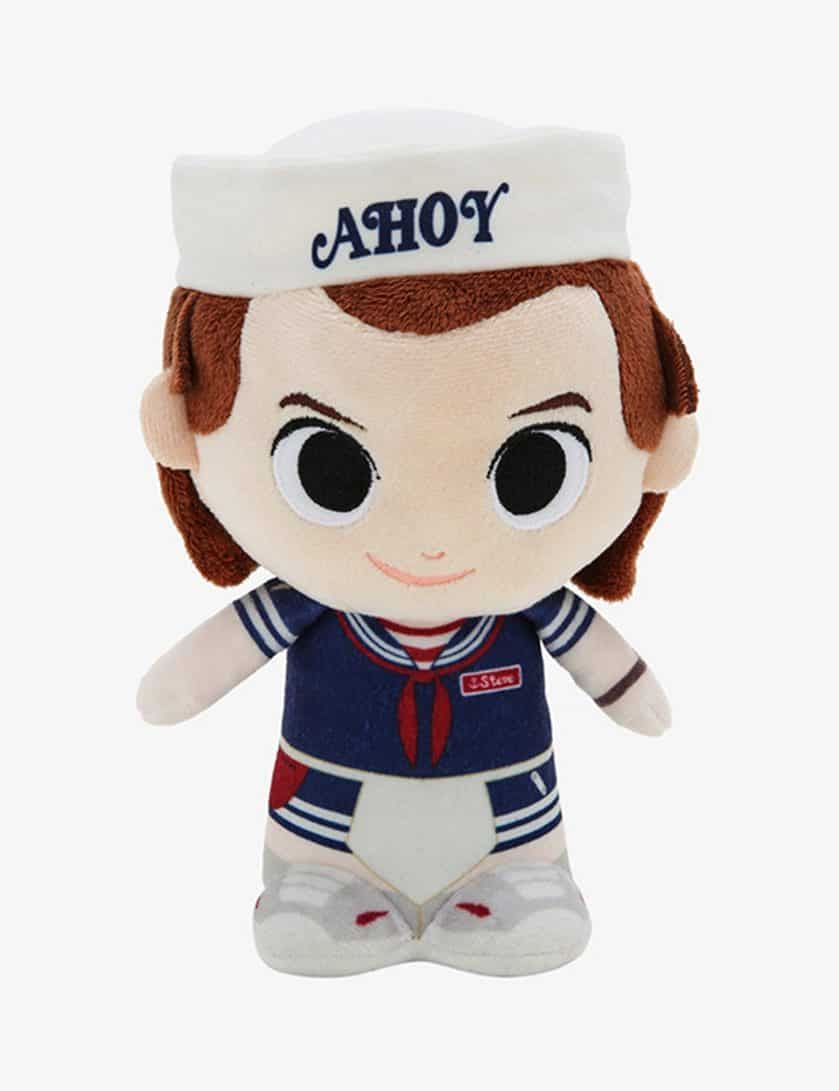 stranger things plush