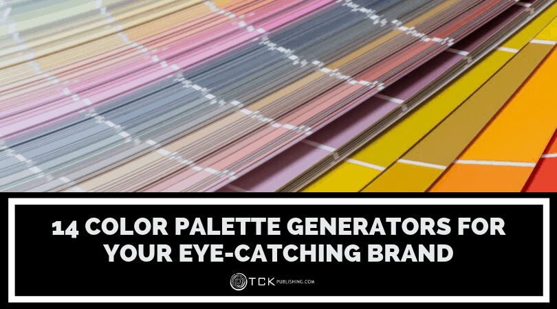 14 Color Palette Generators for Your Eye-Catching Brand