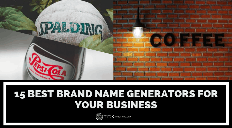 15 Best Brand Name Generators for Your Business Image