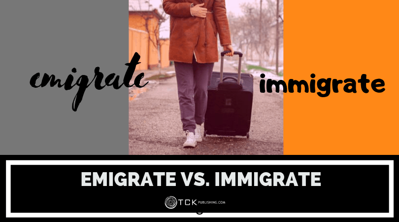 Emigrate vs. Immigrate: What's the Difference? Image