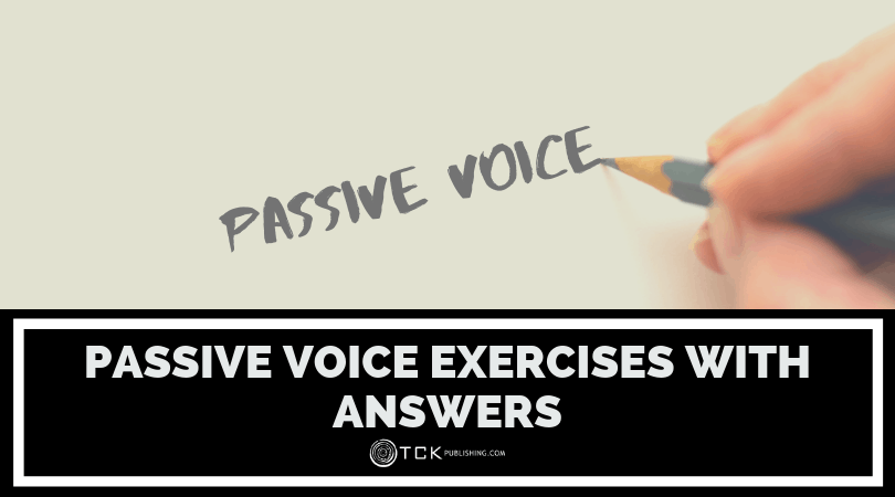 Passive Voice Exercises with Answers
