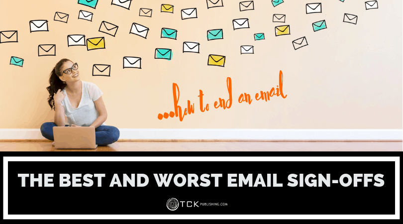 How to End an Email: The Best and Worst Sign-Offs Image