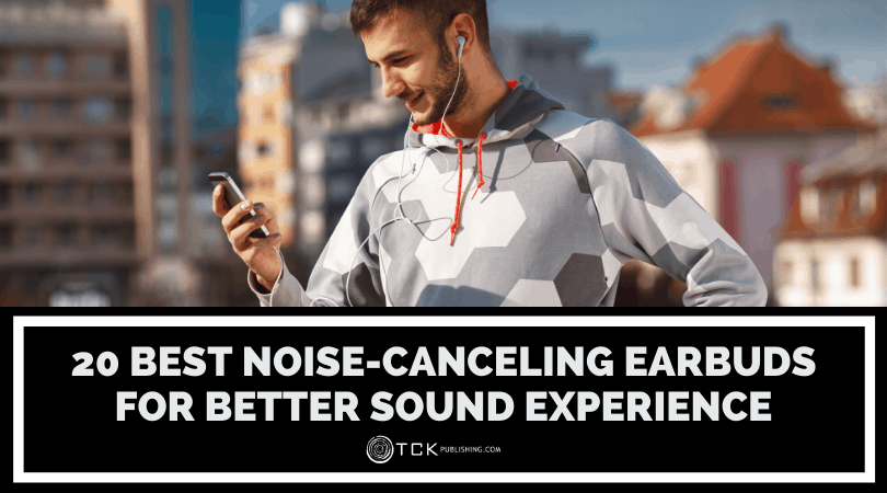 20 Best Noise-Canceling Earbuds for Better Sound Experience Image