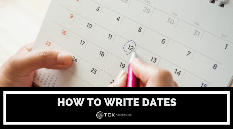 How to Write Dates: Proper Formats for Sentences and Numerals Image