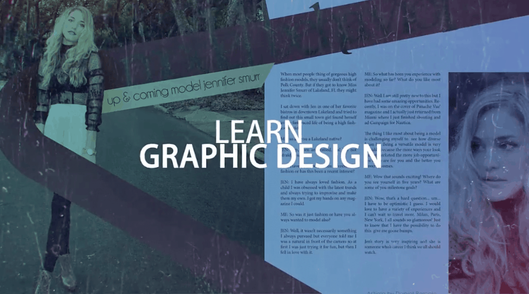 online graphic design courses