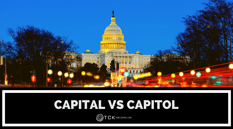Capital vs Capitol: What's the Difference? Image