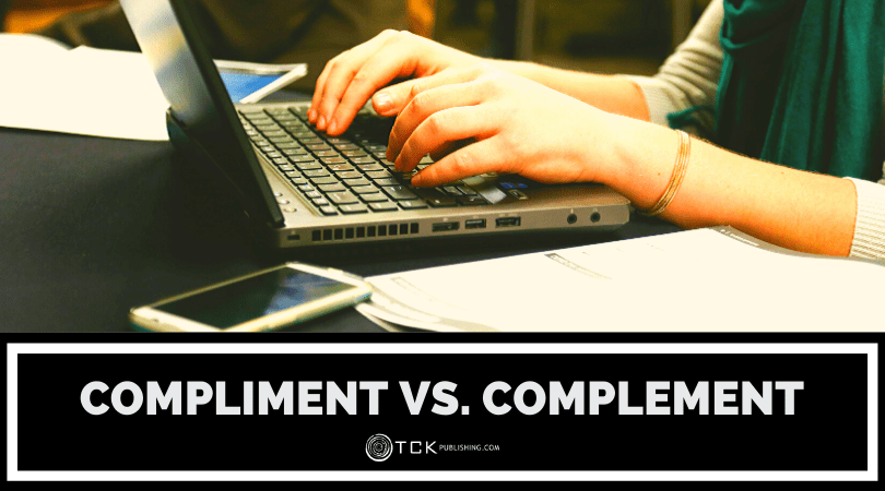 Compliment vs. Complement: How to Remember the Difference Image
