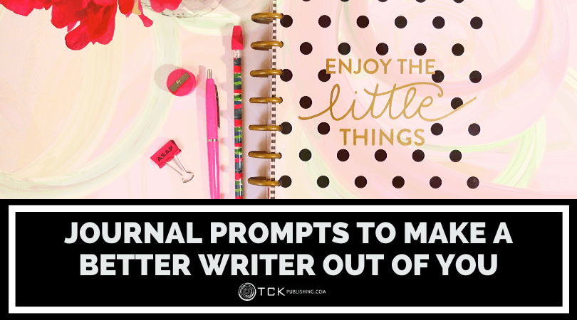 Journal Prompts To Make a Better Writer Out Of You Image