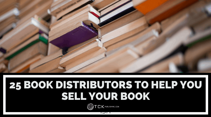 25 Book Distributors to Help You Sell Your Book
