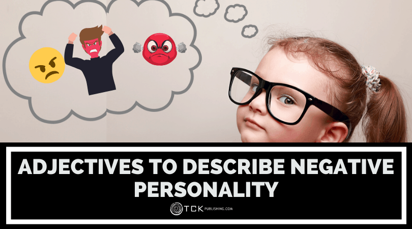 Negative Personality Adjectives: How to Describe Your Favorite Antagonists Image