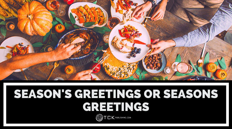 Season's Greetings or Seasons Greetings? How to Spread the Cheer This Year Image