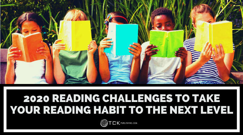 2020 Reading Challenges to Take Your Reading Habit to the Next Level Image