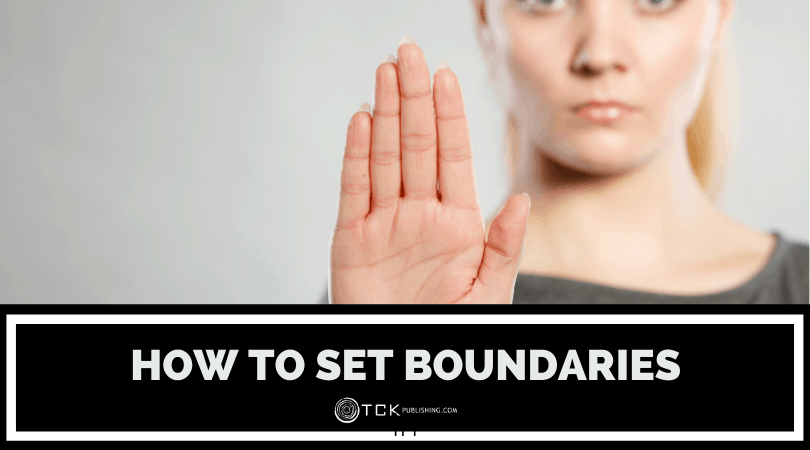 How to Set Boundaries: Healthy Lines to Draw at Work and at Home