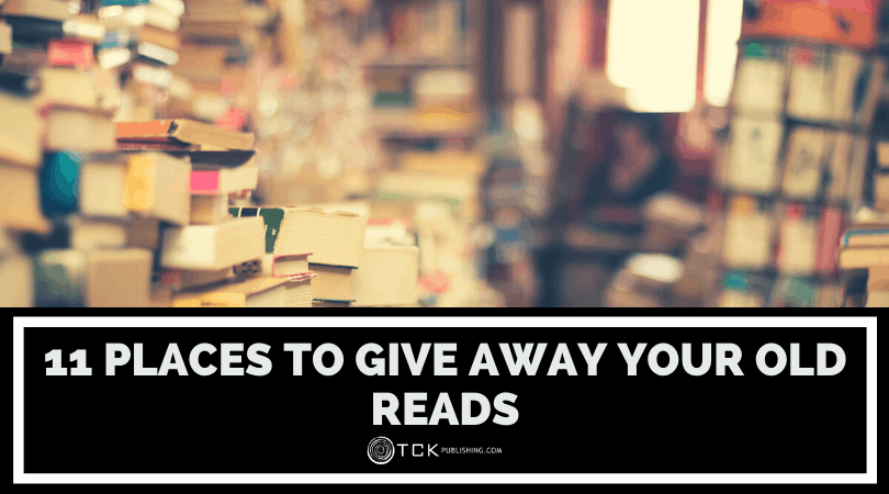 Where to Donate Books: 11 Places to Give Away Your Old Reads
