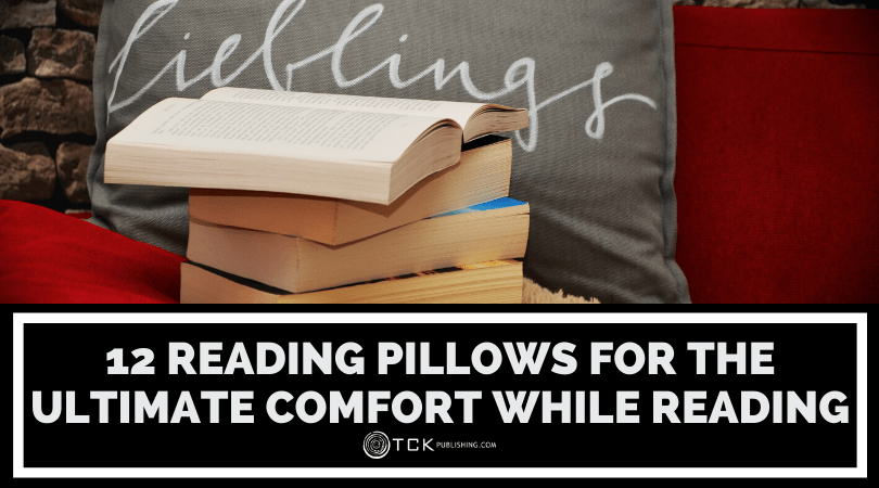 12 Reading Pillows for the Ultimate Comfort While Reading