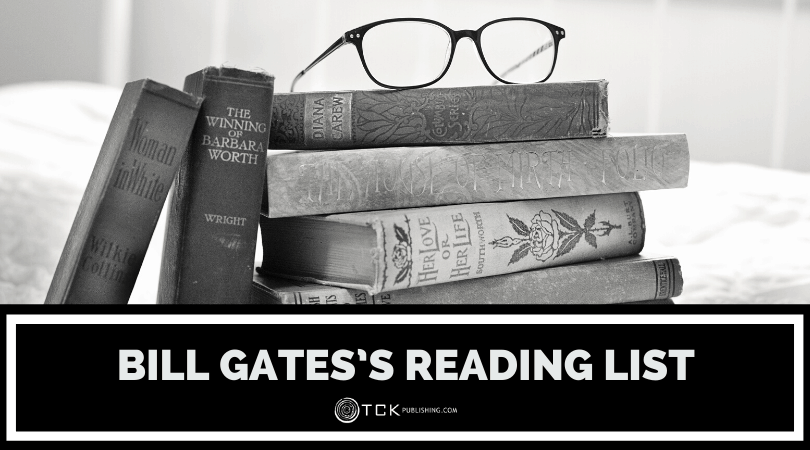 Bill Gates's Reading List: 5 Books for a Healthier, Wiser 2020