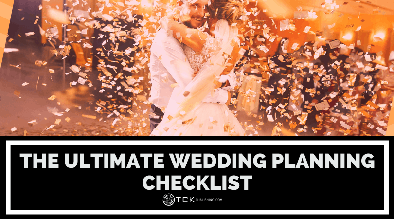The Ultimate Wedding Planning Checklist: Your 12-Month Guide