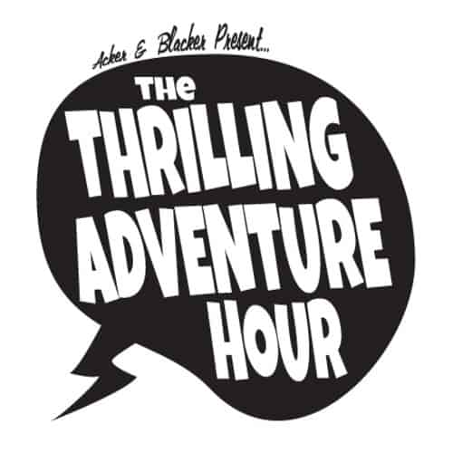 adventure hour podcast