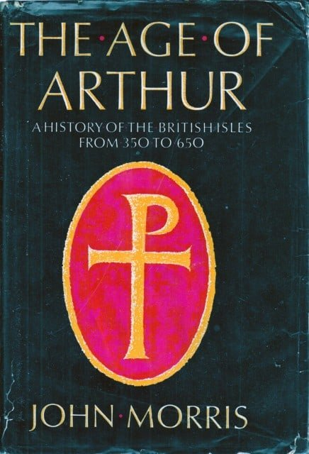 age of arthur book cover image