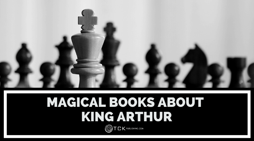 books about king arthur image