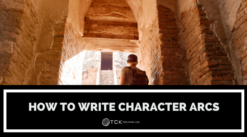 how to write character arcs header image