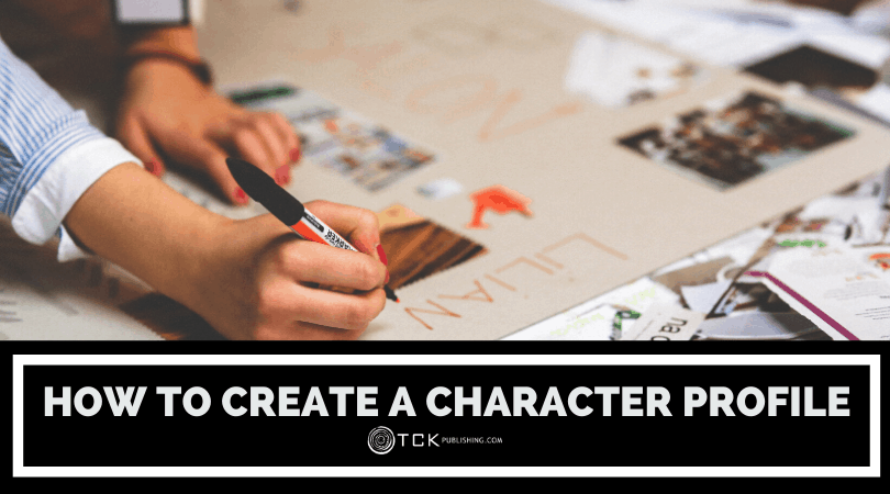 how to create a character profile header image