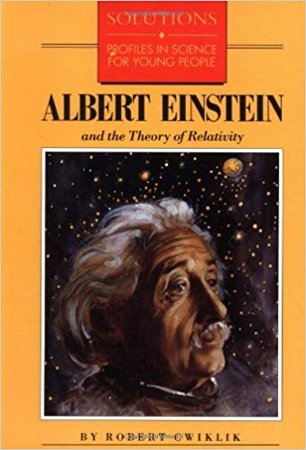 einstein biography cover image